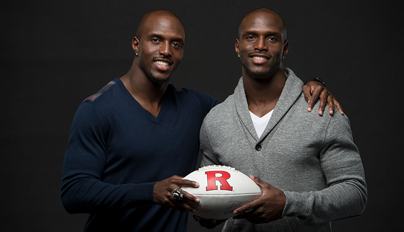 Jason McCourty and Devin McCourty, Alumni, Super Bowl Champs and ...