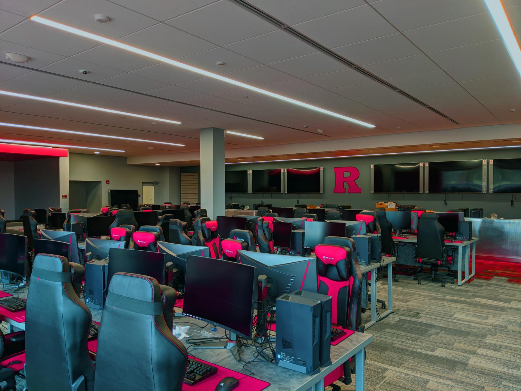 Rutgers Esports Center