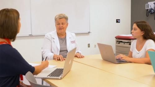 Doctor of Nursing Practice video