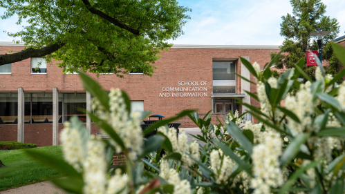 School of Communications and Information building