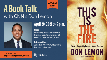 Don Lemon Book Talk
