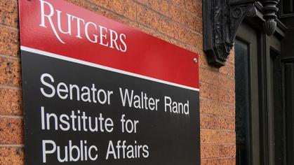 Senator Walter Rand Institute for Public Affairs building