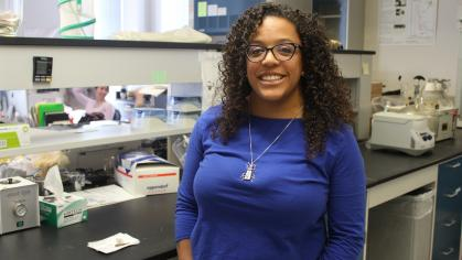 Jessica Ware, associate professor of biological sciences, Rutgers-Newark
