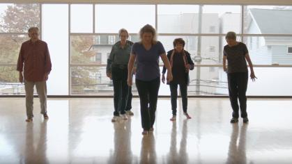 Dance initiative for Parkinson's patients