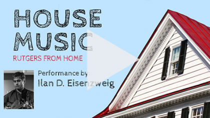 House Music with Ilan Eisenzweig