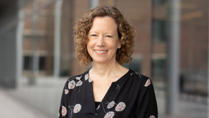 Laura Lawson, interim executive dean of Rutgers-New Brunswick's School of Environmental and Biological Sciencecs