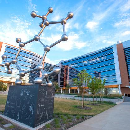 Chemistry and Chemical Biology building