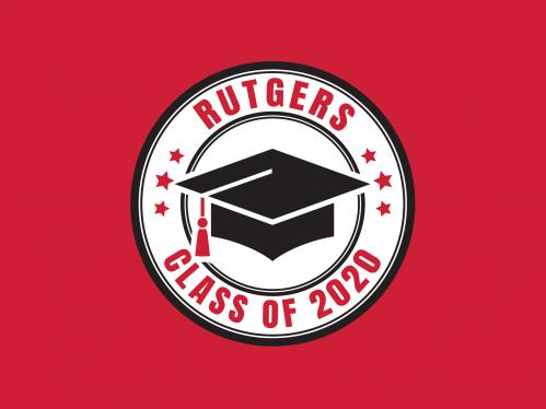 Rutgers Class of 2020 graphic