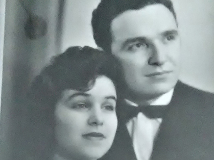 Larisa and Anatoly Rabinovich