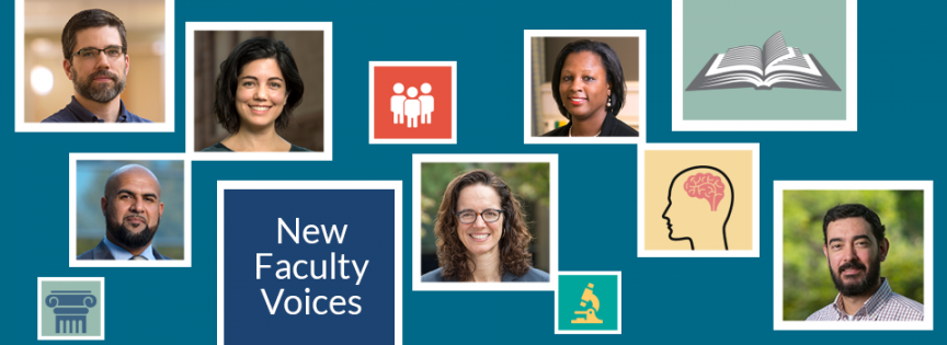 New Faculty Voices