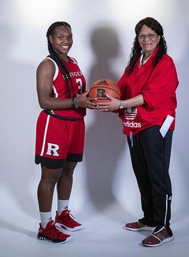 Rutgers New Women S Basketball Dream Team Rutgers University