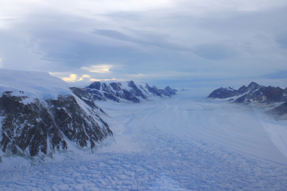 Crane Glacier