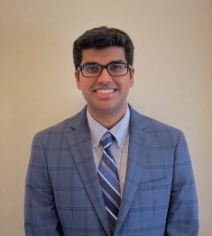 Atul Bhattiprolugraduates with a degree in cell biology and neuroscience from the School of Arts and Sciences and plans to go to medical school.